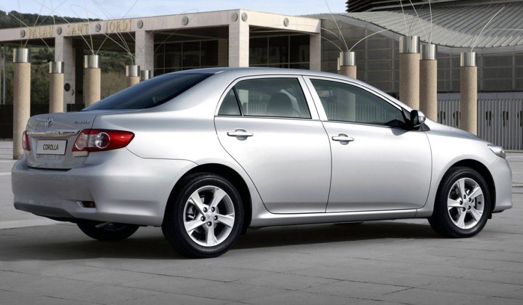Тойота Королла 2006, 2007, 2008, 2009, 2010